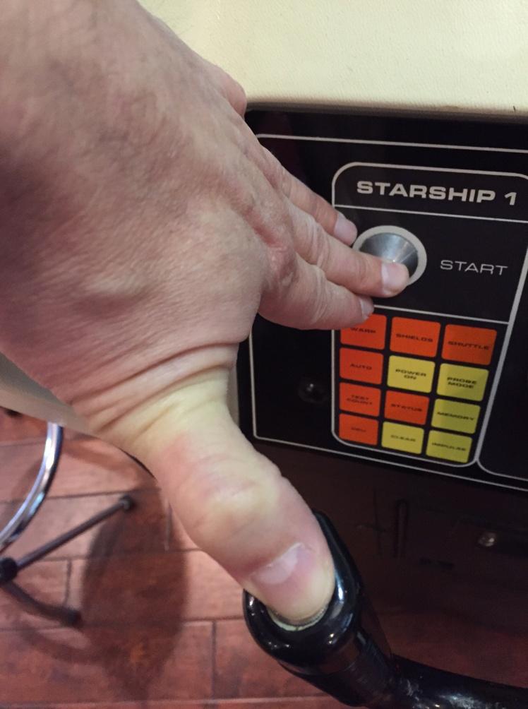 Экс-сотрудник Microsoft обнаружил первую в мире «пасхалку» в аркадной видеоигре - 11