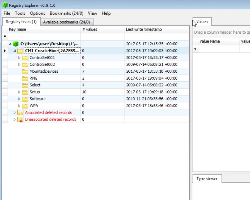 Недокументированные возможности Windows: скрываем изменения в реестре от программ, работающих с неактивным реестром - 3