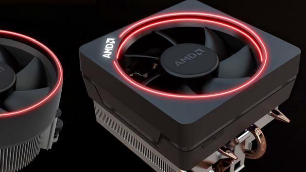 Охладитель Wraith Max рассчитан на процессоры с TDP до 140 Вт