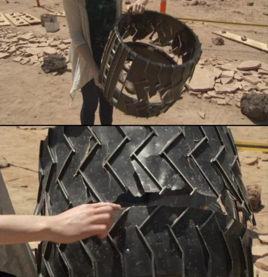 Разрушение колёс Curiosity пока не угрожает миссии марсохода - 6