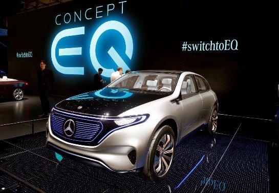 Китайская Chery пожаловалась на Mercedes за использование товарного знака