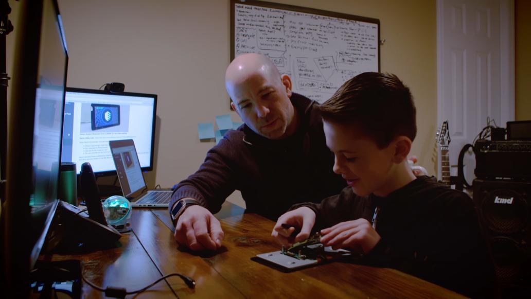 Проект выходного дня сотрудника IBM и его сына: виртуальный помощник по кибербезопасности Havyn - 2