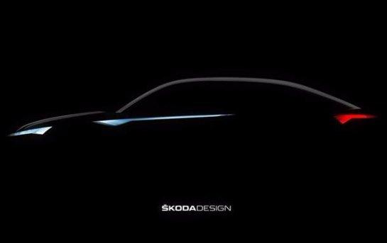 Рассекречен первый электромобиль Skoda