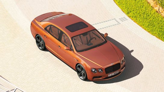 Самое большое фото в мире было сделано ради одного Bentley