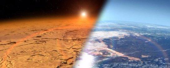 Ученые из NASA хотят восстановить магнитное поле Марса и сделать планету обитаемой