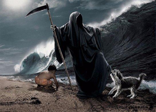 Верующие люди не так боятся смерти, как все остальные