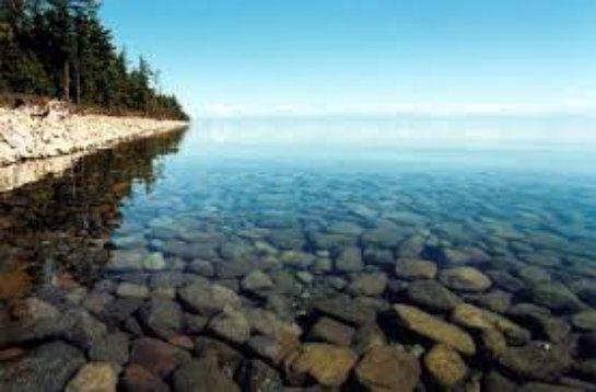 Вода из Байкала полезная
