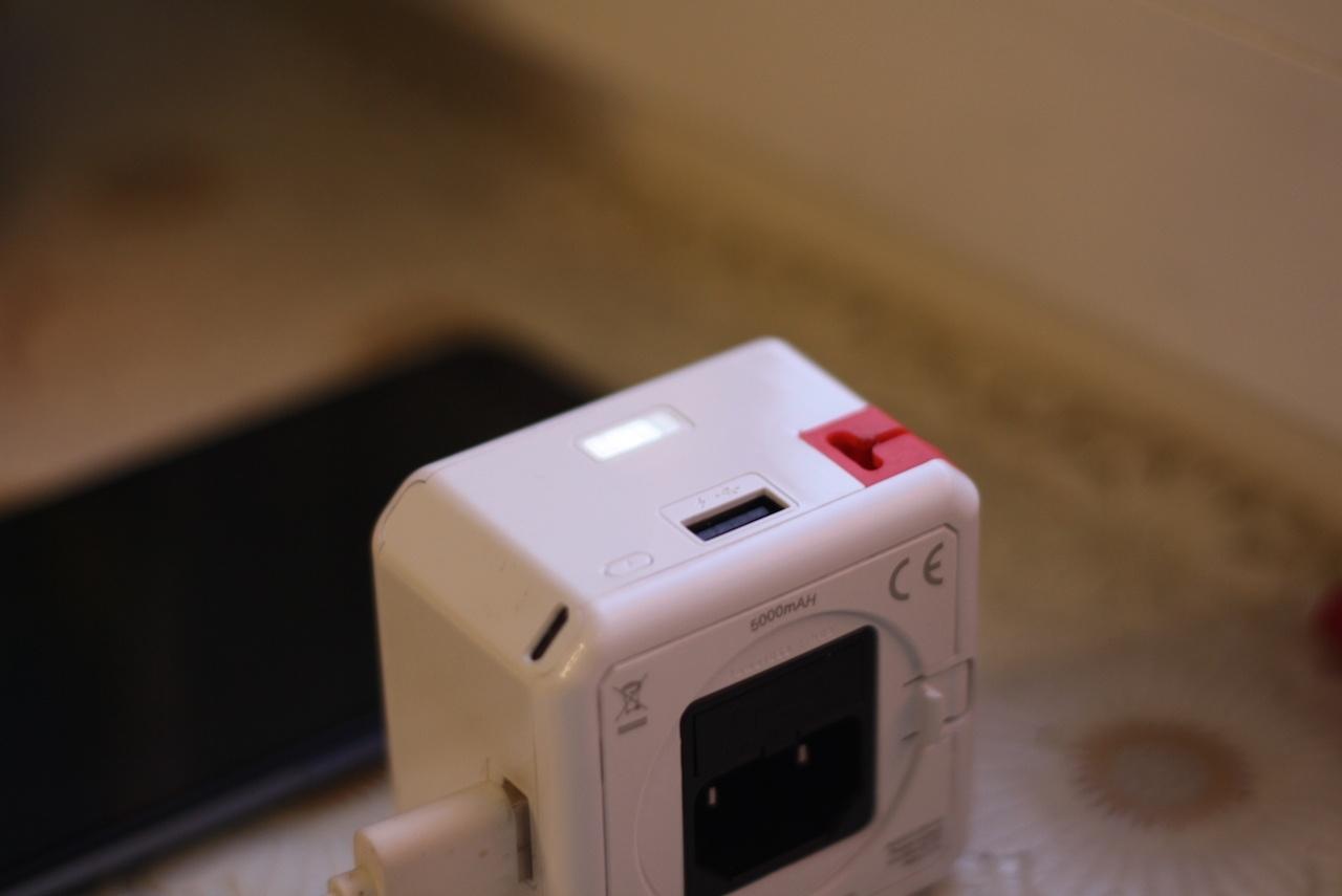 Allocacoc PowerHUB: мобильный USB-разветвитель - 10