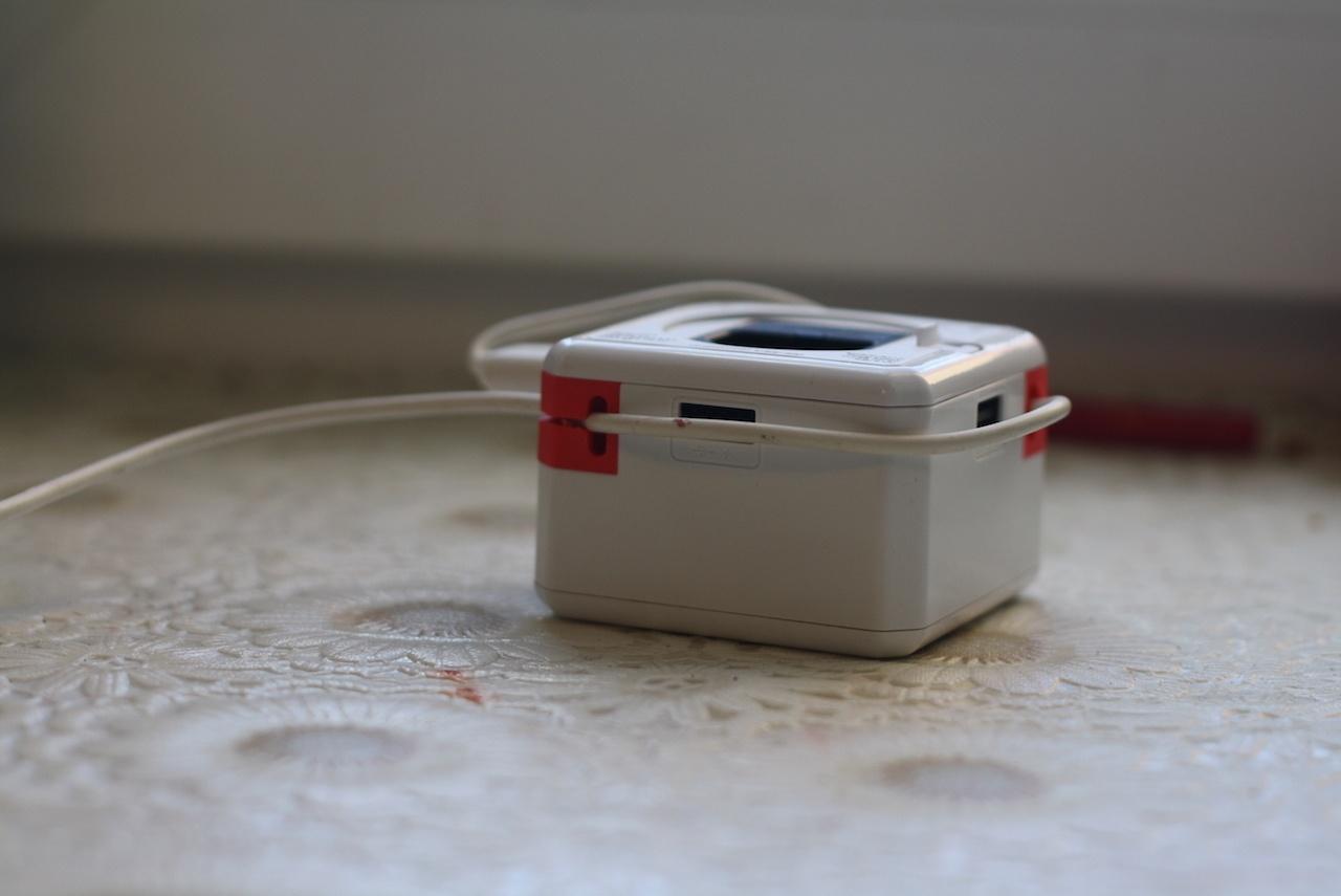 Allocacoc PowerHUB: мобильный USB-разветвитель - 11