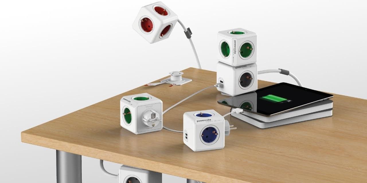 Allocacoc PowerHUB: мобильный USB-разветвитель - 2