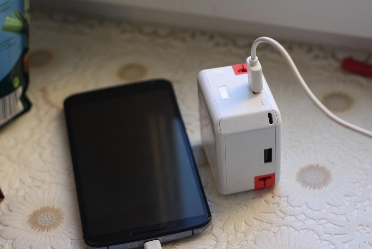Allocacoc PowerHUB: мобильный USB-разветвитель - 7
