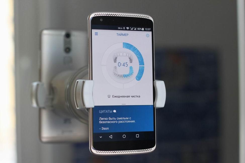 Braun Oral-B Genius 9000: когда щетка дает советы через смартфон - 10