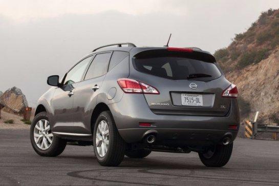Nissan отзывает 56 тысяч авто с дефектом