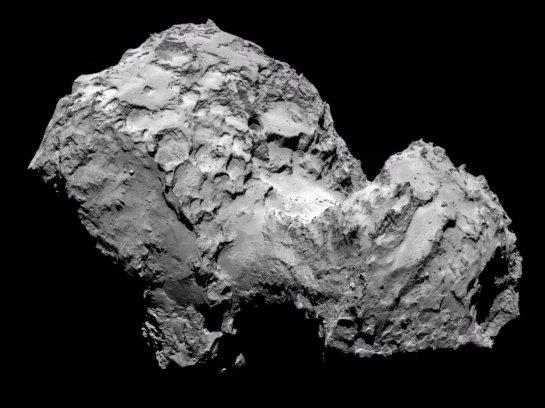 Большой спор: развалится ли комета 67P?