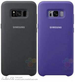 Опубликованы изображения и цены аксессуаров Samsung Galaxy S8