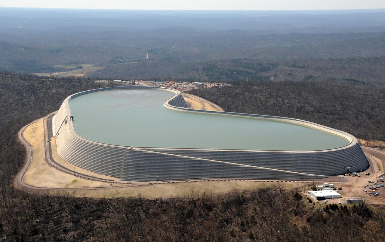 В Германии угольную шахту превратят в гидроаккумулирующую электростанцию - 1