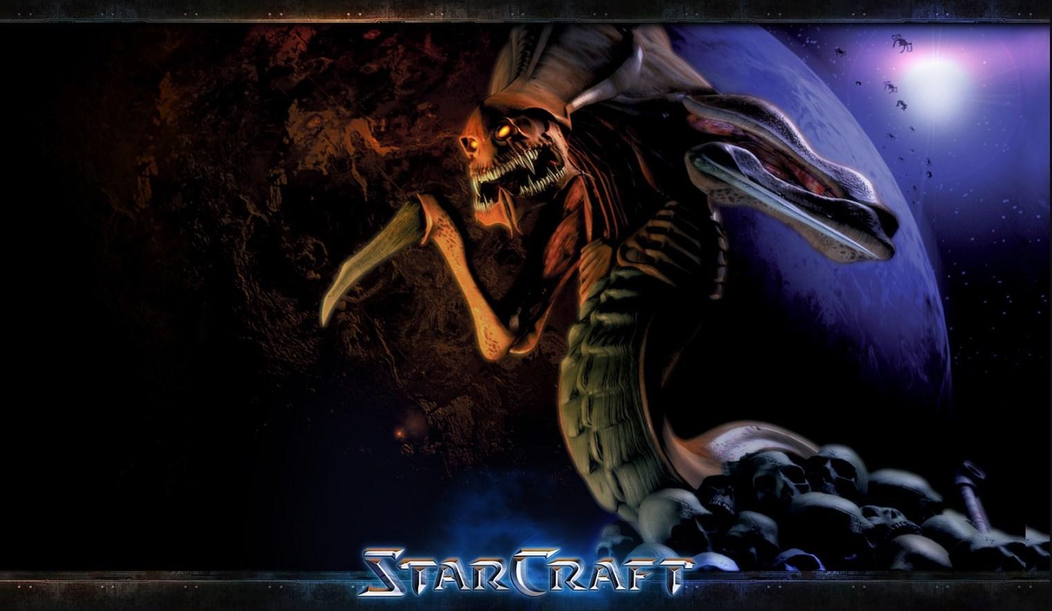 Blizzard анонсировала переиздание оригинального StarCraft - 1