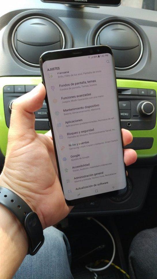 Galaxy S8+ показался на качественных фото