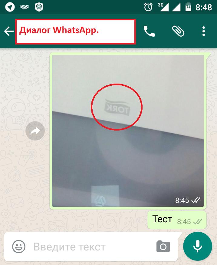 WhatsApp, Telegram и фронтальная камера: как оно работает, как должно работать и еще немного про переписку с саппортом - 2