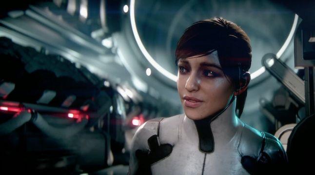 Что не так с анимациями Mass Effect: Andromeda? - 2