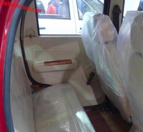 Китайцы сделали маленький электромобиль в стиле Volvo за