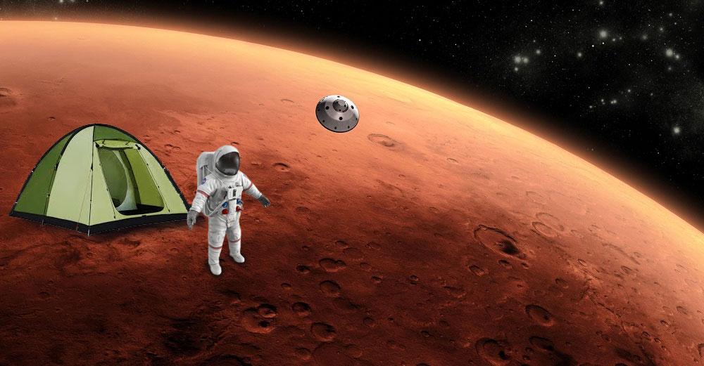 Путешествие на Марс: что может случиться с космонавтом на пути к планете и на ее поверхности - 5