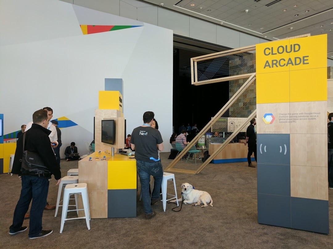 Рассказ о том, как я ездил на Google Next 17. Краткая выжимка по анонсам и самому важному - 21