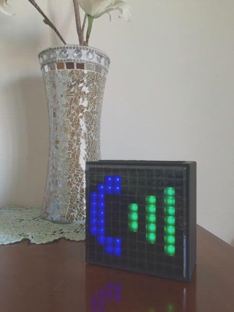 Divoom TimeBox: настольный bluetooth-динамик с пиксельным дисплеем - 2