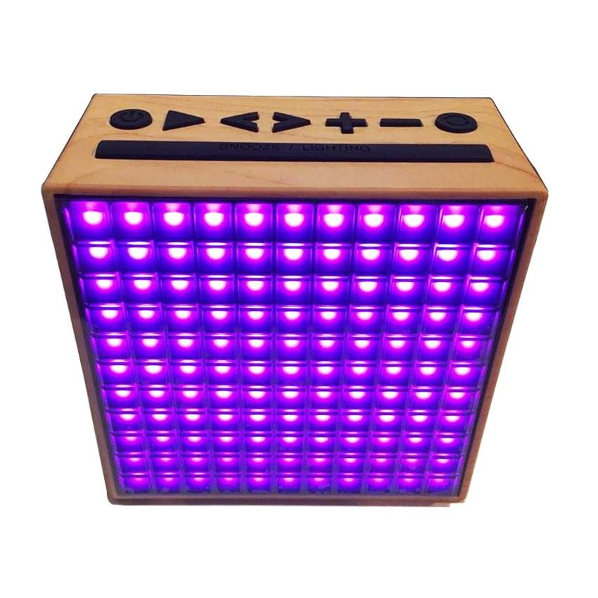 Divoom TimeBox: настольный bluetooth-динамик с пиксельным дисплеем - 4