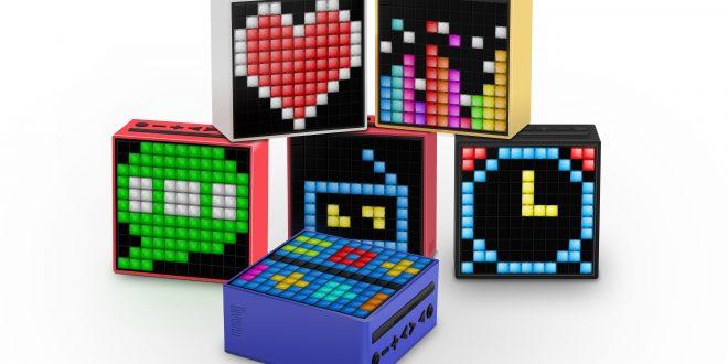 Divoom TimeBox: настольный bluetooth-динамик с пиксельным дисплеем - 5