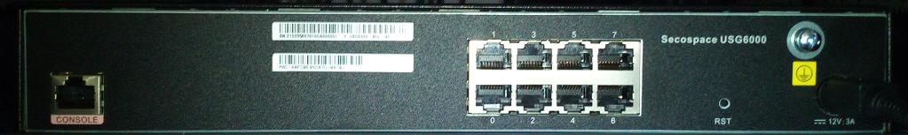 Huawei USG 6320. Первый взгляд цисковода - 3