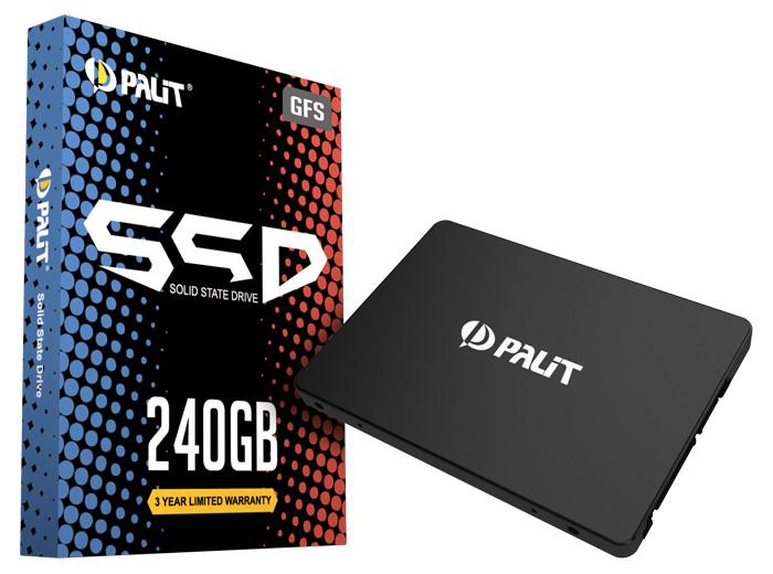 Производитель предоставляет на все SSD новых серий три года гарантии