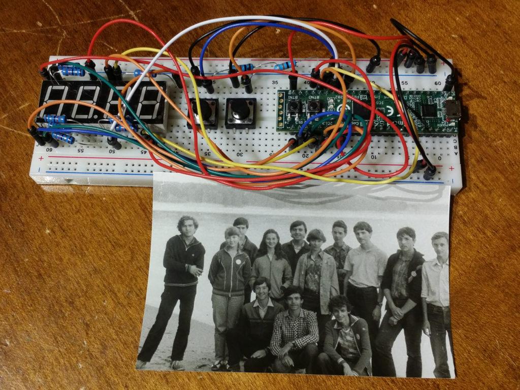 Между транзистором и Ардуиной: планирование семинаров по электронике для школьников в Киеве и Новосибирске - 1