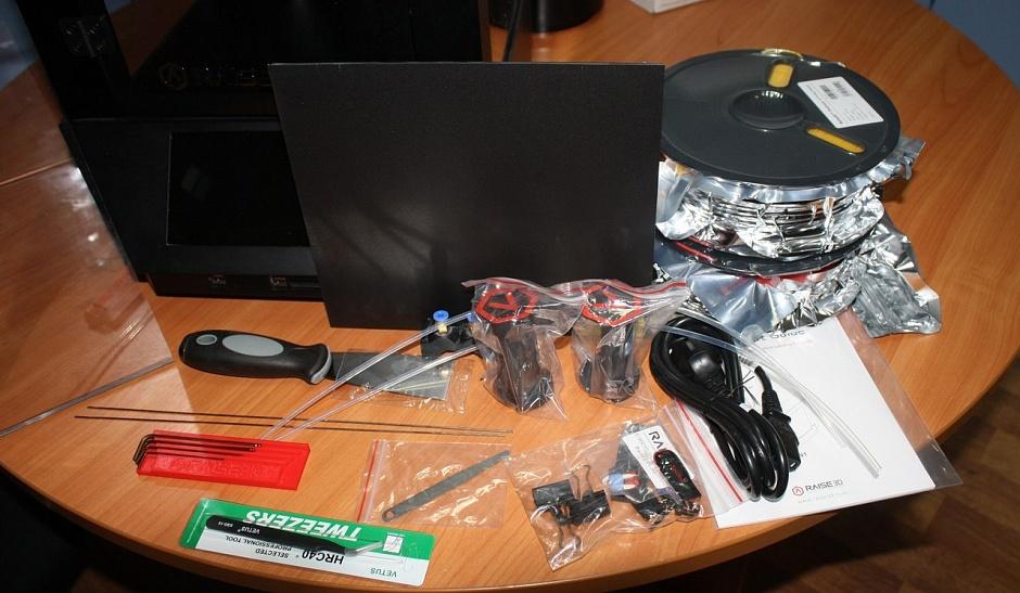 Обзор 3D-принтера Raise3D N1 Dual - 3