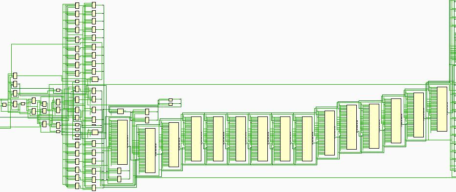 Расчет корректирующего КИХ-фильтра на ПЛИС - 12