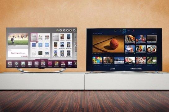 Samsung объединяется с LG для производства телевизоров будущего