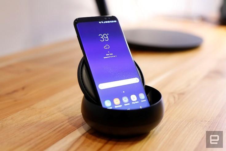 Док-станция Samsung Dex имеет активное охлаждение