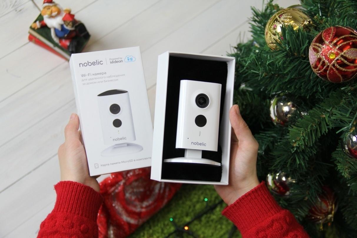 Камера Nobelic 1310F: апгрейд флагмана видеонаблюдения для дома - 2