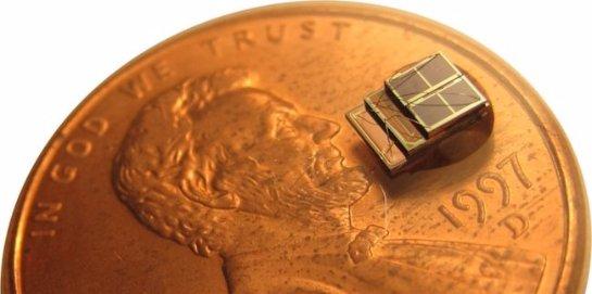 Компания Micro Mote создала самый маленький в мире компьютер