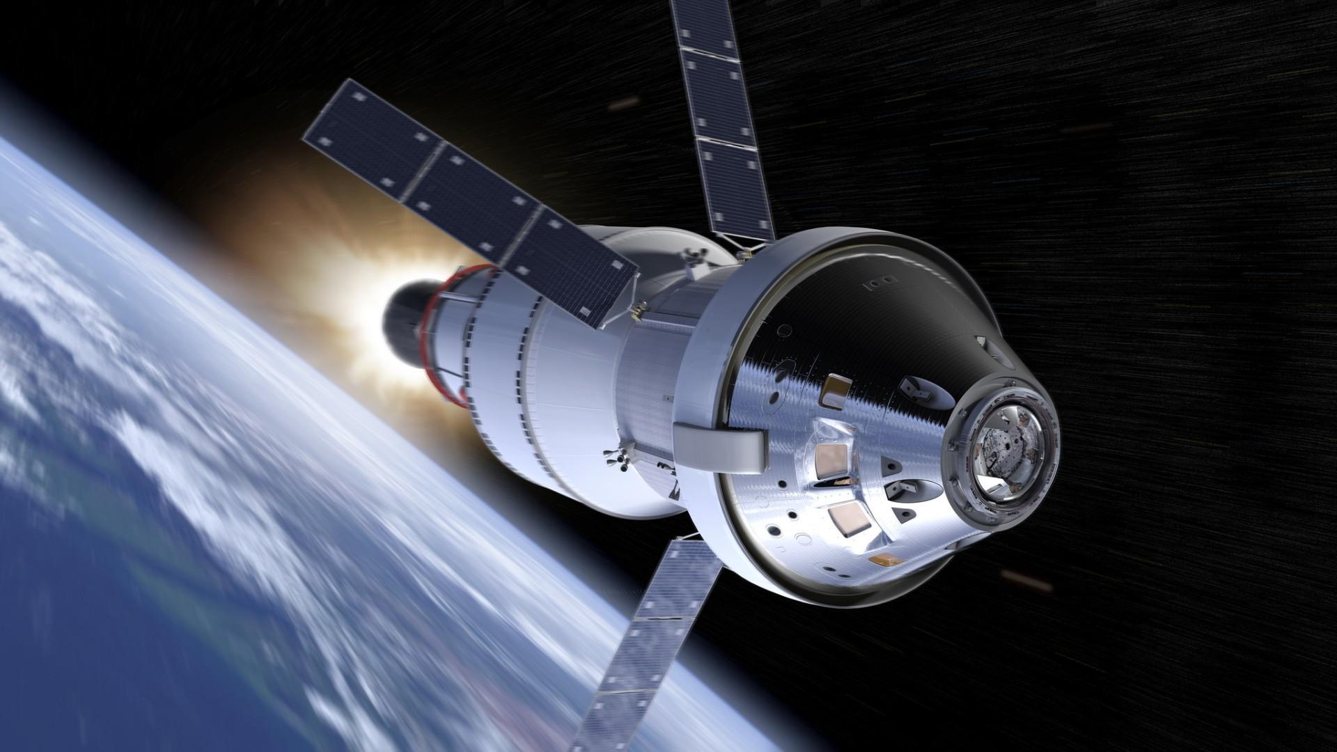 Лунная станция Deep Space Gateway: подготовка к полёту на Марс - 2