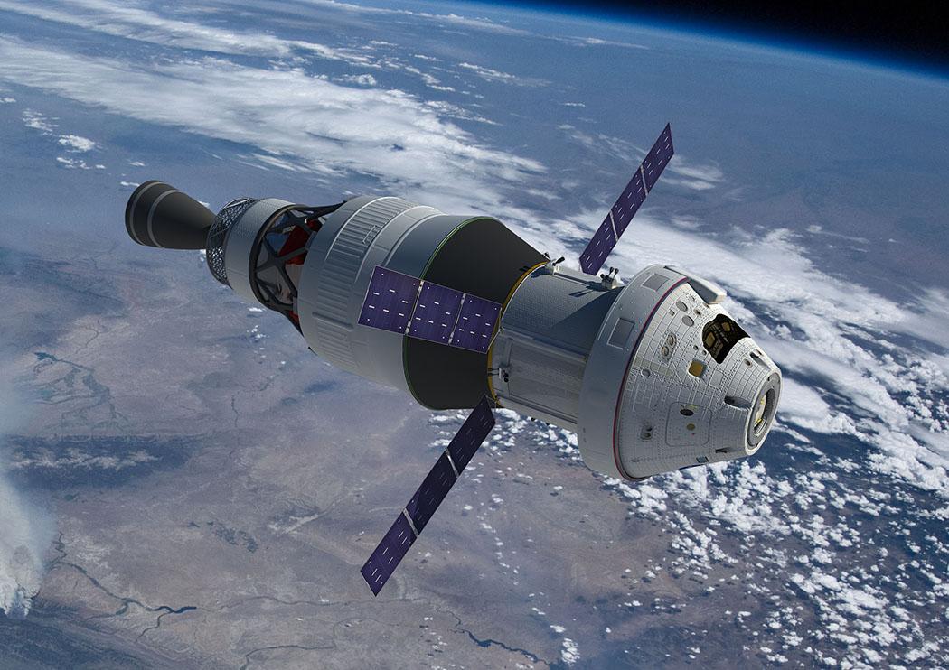 Лунная станция Deep Space Gateway: подготовка к полёту на Марс - 3