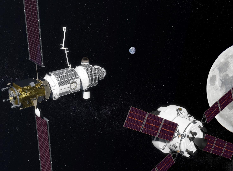 Лунная станция Deep Space Gateway: подготовка к полёту на Марс - 1