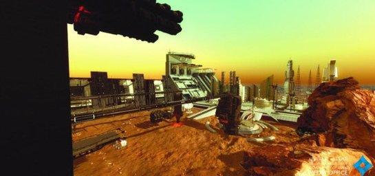 Объединённые Арабские Эмираты планируют построить город на Марсе