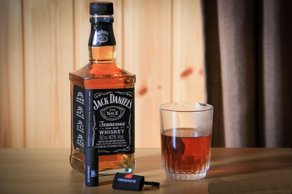 Опасные продукты для водителей. Тест алкотестера DrinkMate - 16