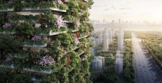 Проект Vertical Forest поможет построить «зеленые» небоскребы