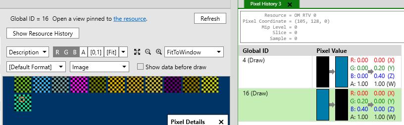 Реинкарнация графического отладчика PIX для DirectX 12 - 11