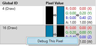 Реинкарнация графического отладчика PIX для DirectX 12 - 12