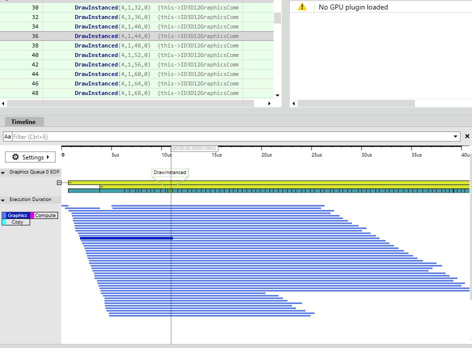 Реинкарнация графического отладчика PIX для DirectX 12 - 7