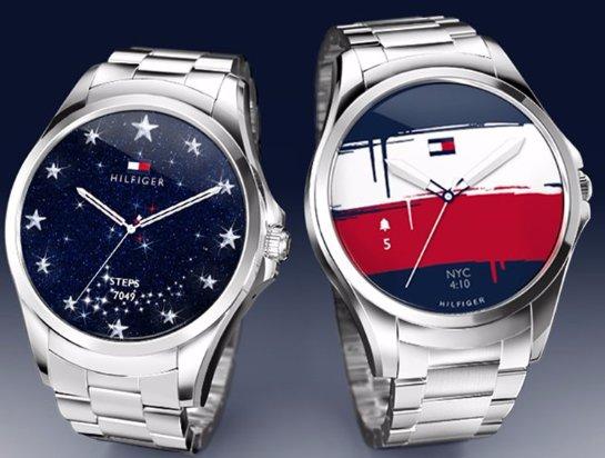 Смарт-часы Hugo Boss и Tommy Hilfiger показали лицо