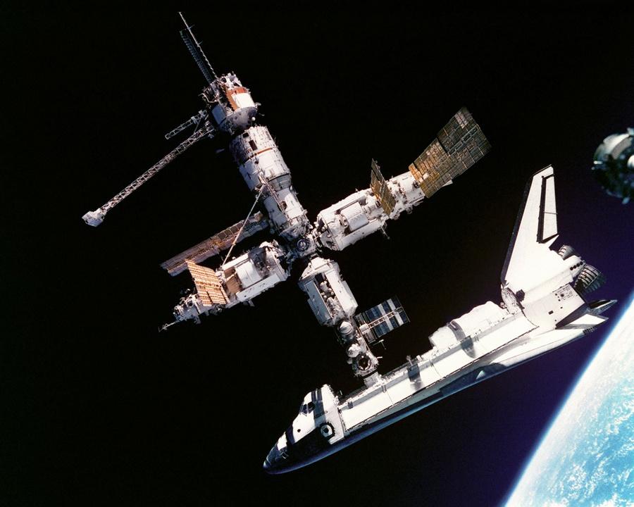 Там, где кончается открытый космос - 26